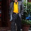 Uncut Gems Adam Sandlers (Howard Ratner) Leather Coat – TheLeatherCity