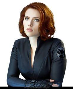 Black Widow's Natasha Romanoff Jacket