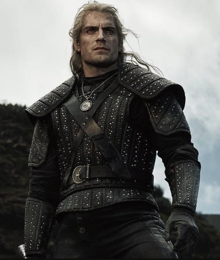 the witcher geralt aka henry cavill jacket
