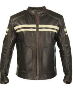 Rubicon Cafe Racer Jacket front