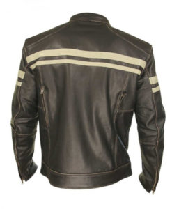 Rubicon Cafe Racer Jacket back