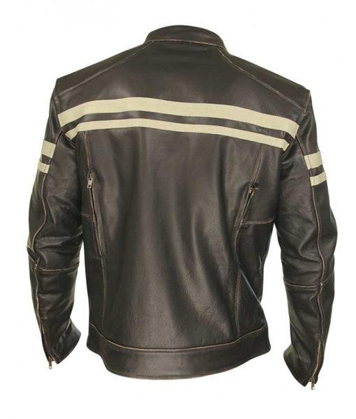 Rubicon Cafe Racer Jacket back
