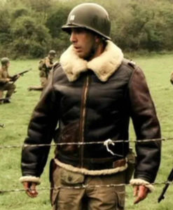 Band Of Brothers Herbert Leather Jacket