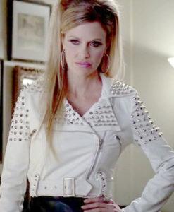 Pam White Jacket