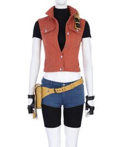 Resident Evil Claire Vest