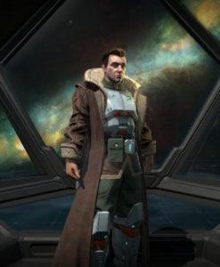 Age of Wonders Planetfall Coat
