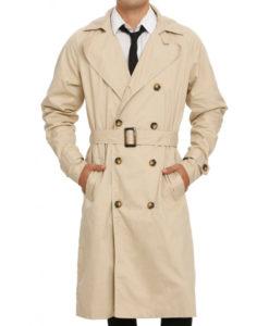 Castiel's Trench Coat front
