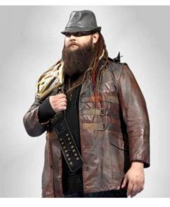 Bray Wyatt Jacket front