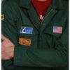James Sunderland Video Game Silent Hill 2 Green Cotton Jacket Tlc