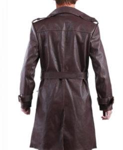 Rorscach Coat back