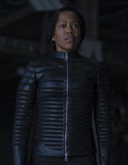 Watchmen Season 1 Finale Angela Abar Black Jacket
