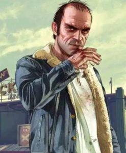 GTA 5 Trevor Denim Jacket