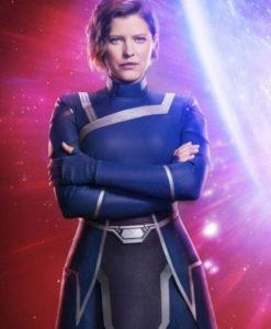 Crisis on Infinite Earths Lyla Jacket