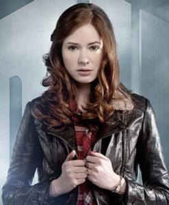 Doctor Who Amy Jacket