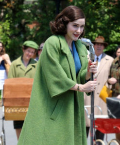 The Marvelous Mrs Maisel Trench Coat