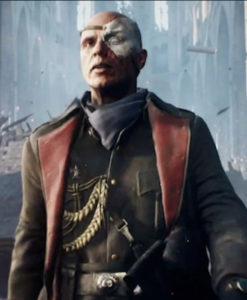 Battlefield 5 Elites Franke Coat