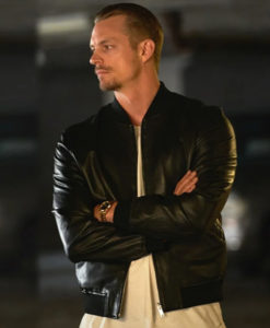Joel Kinnaman The Informer Jacket