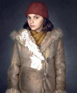His Dark Materials Lyra Coat With Hood