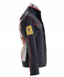 MCR Jetstar Jacket side