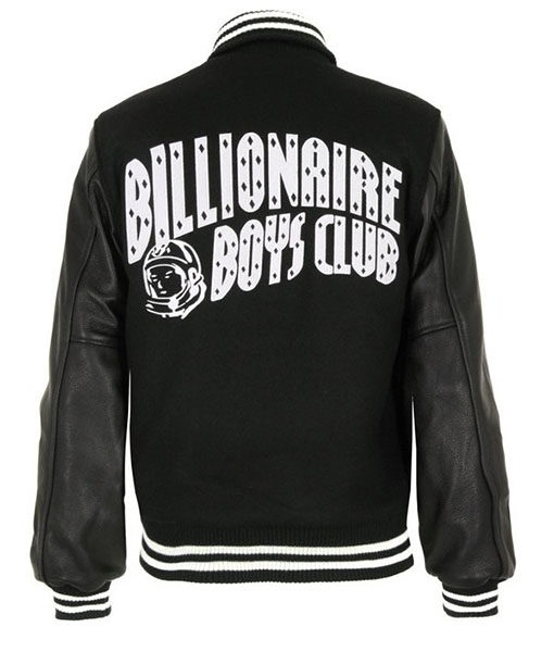 Club Letterman Jacket