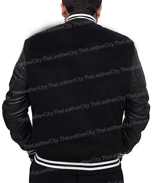 Billionaire Boys Letterman Jacket