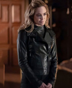Arrow Season 08 Sara Lance Jacket