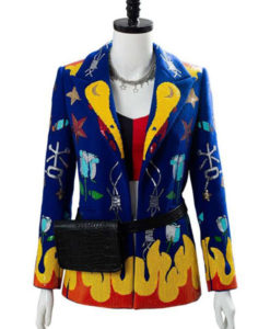Birds Of Prey Harley Quinn Coat