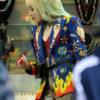 Birds Of Prey Harley Quinn (Margot Robbie) Blazer Coat