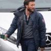 Cash Truck Scott Eastwood Jacket – Bomber Jacket | TLC
