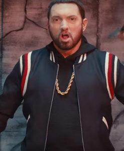Eminem Godzilla Cotton Jacket