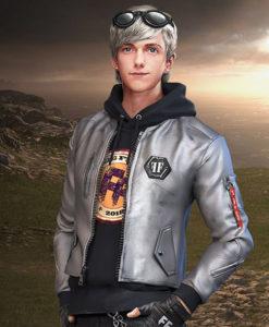 Maxim Garena Free Fire Jacket