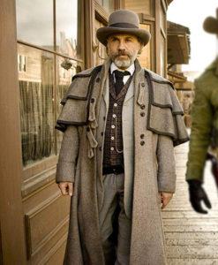 Django Unchained Dr. King Schultz Coat