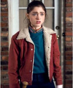 Nancy Wheeler Red Jacket