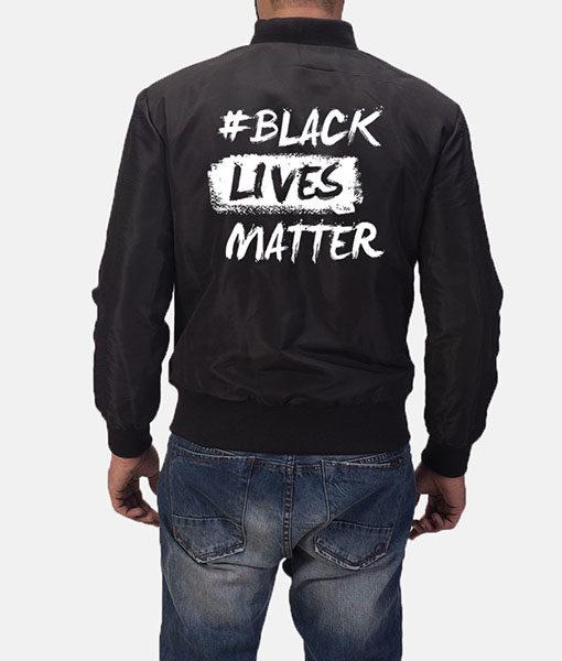 Black Lives Matter Bomber Jacket