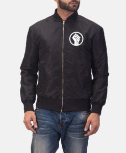 Black Lives Matter Bomber Jacket