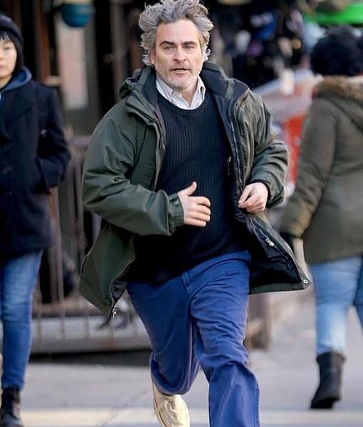 C'mon C'mon Joaquin Phoenix Jacket