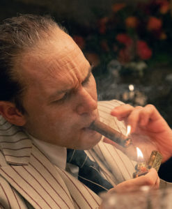 Capone Tom Hardy Three Piece Suit