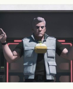 Ghost In The Shell Batou Vest