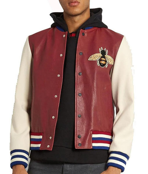 Blind for Love J Hope Varsity Jacket | TLC