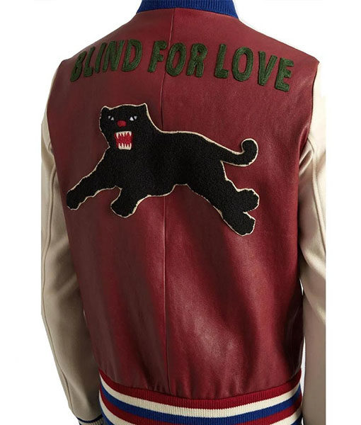 J Hope Blind for Love Bomber Jacket