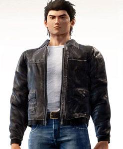 Shenmue 3 Backer Jacket