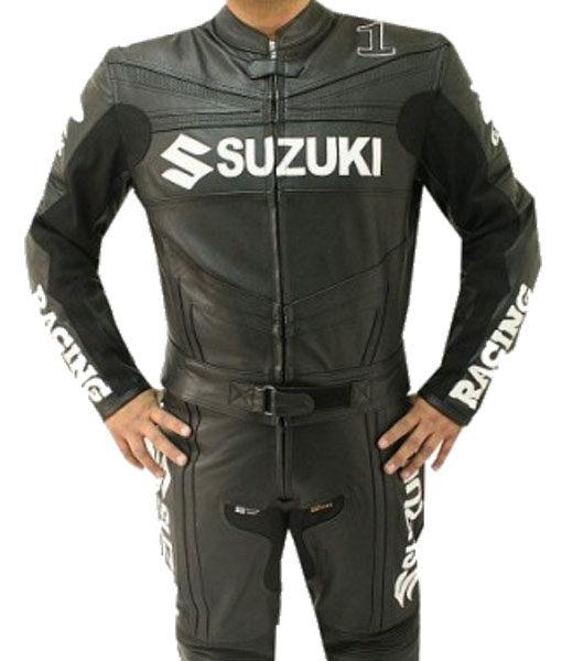 Suzuki GSXR Motorcycle Jacket