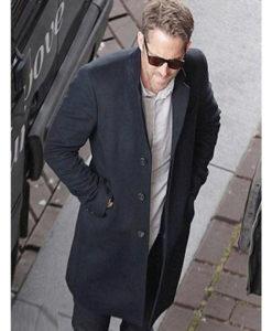 The Hitman's Bodyguard Michael Bryce Coat