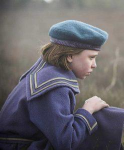 The Secret Garden Mary Lennox Coat