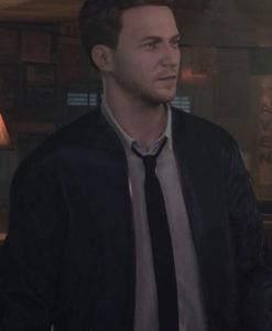 Twin Mirror Sam Black Jacket