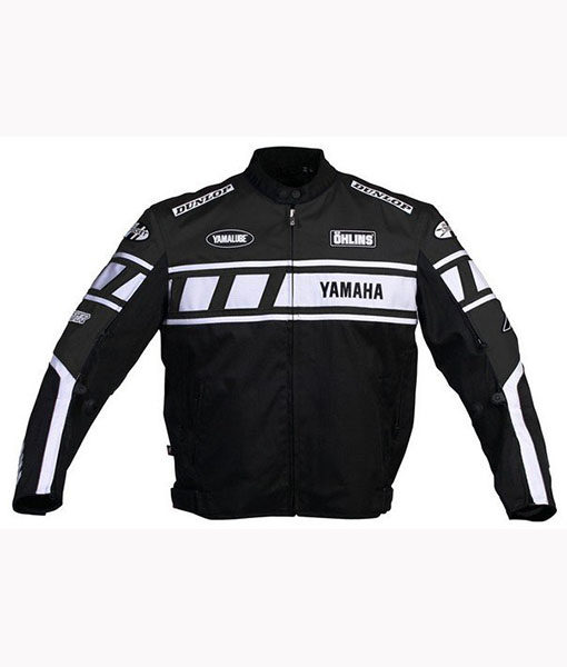 Womens Yamaha Motorcycle Jacket