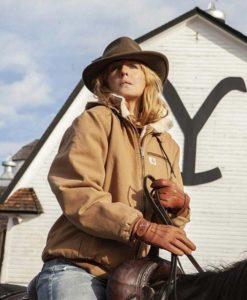 Yellowstone Beth Dutton Jacket