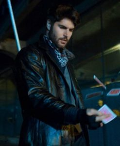 Play For Keeps Gambit Coat
