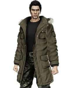 Yakuza 5 Taiga Saejima Jacket