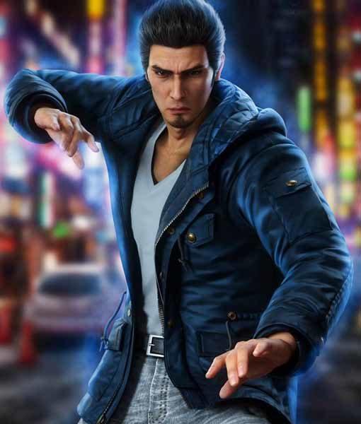Yakuza 6 Kazuma Kiryu Jacket